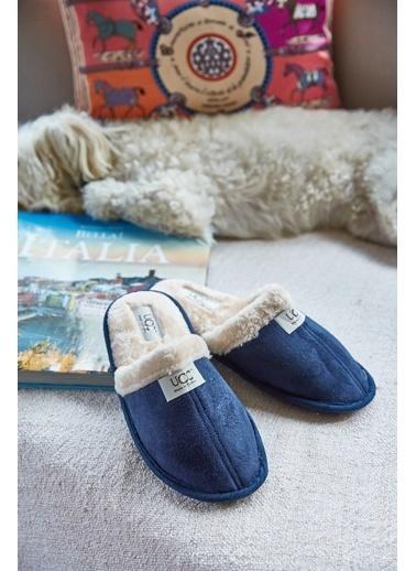 Arma Shoes Erkek Relax Ev Terliği Lacivert
